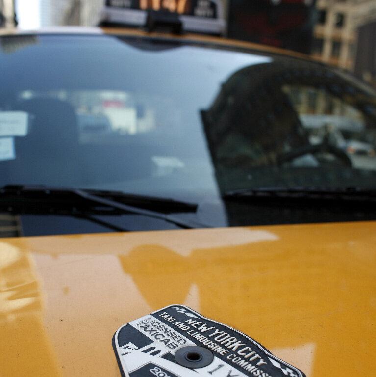 Hail, Hail! 'Taxi Of Tomorrow' Arrives In New York City : NPR