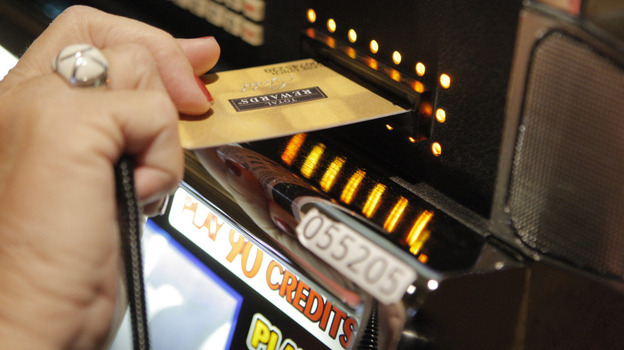 How do you turn a casino into an economics lab? Get everybody to use a loyalty card, and start running controlled experiments. (AP)