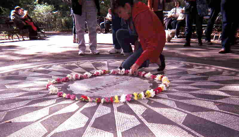 Imagine Circle Mosaic, Central Park - That mosaic is so symbolicof New York. Perfect capture.