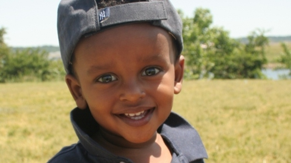 Sammi Franklin, now 3, lives with his family in Arlington, Va. (Courtesy of the Franklin Family)