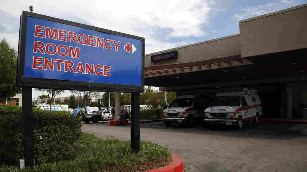 While some ERs in California thrive, others are feeling financial pressure.