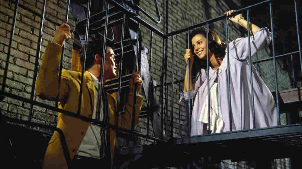 'Tonight' Music: Richard Beymer and Natalie Wood played Tony and Maria in the 1961 film of West Side Story.