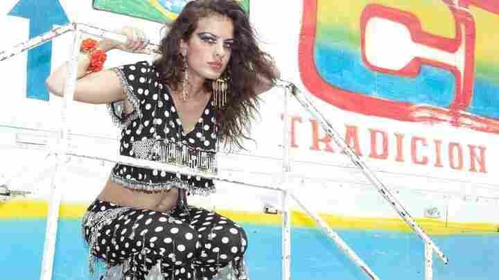 Chilean singer Kali Mutsa