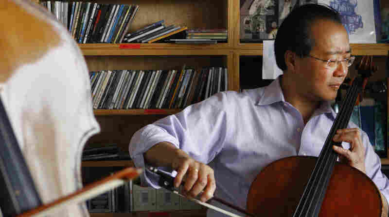 Yo-Yo Ma, Edgar Meyer, Chris Thile And Stuart Duncan: Tiny Desk Concert