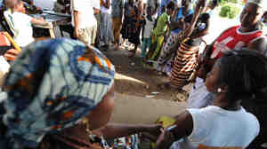 Women in developing countries, such as Cote D'Ivoire, may soon have access to vaccines against HPV and rubella.