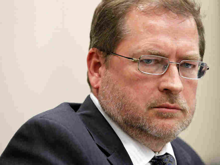 Grover Norquist, president of the taxpayer advocacy group Americans for Tax Reform