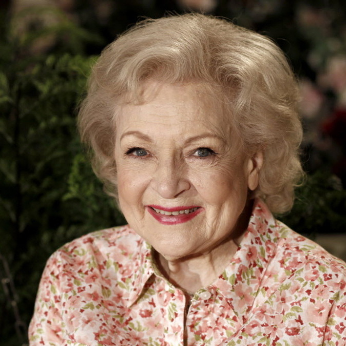 The always trendy actress Betty White is set to join the 90 club in January.