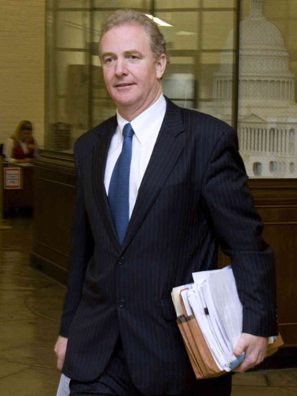 Supercommittee member Rep. Chris Van Hollen (D-Md.), N