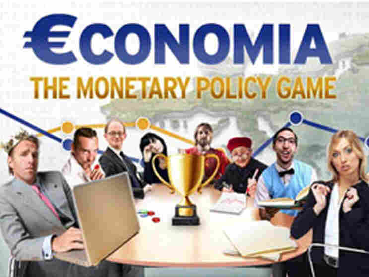€conomia, the European Central Bank's Monetary Policy game.