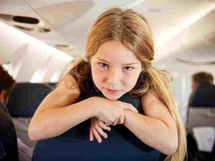 Flying with kids this holiday season? You'll want to tune in.