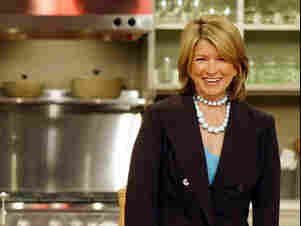 Martha Stewart returned to television this fall with Martha and The Apprentice: Martha Stewart.