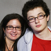 Joshua Littman and his mother, Sarah, visited StoryCorps for the second time to talk about their evolving relationship. Their first visit was in 2006.