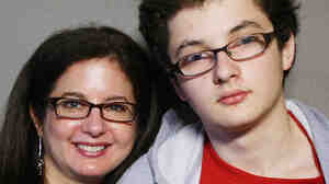 Joshua Littman and his mother, Sarah, visited StoryCorps for the second time to talk about their evol