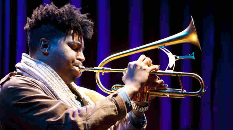Christian Scott Quintet: Live In Concert