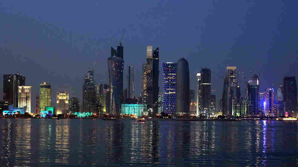 The skyline of Doha, Qatar. The city will welcome a new jazz club, operated by Jazz at Lincoln Center.