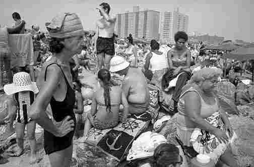 Coney Island, 1977