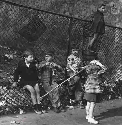 Cherry Street youth, 1948