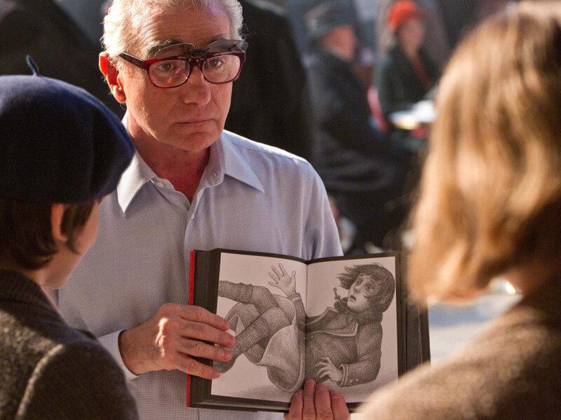 In Hugo Scorsese Salutes A Movie Magician Npr