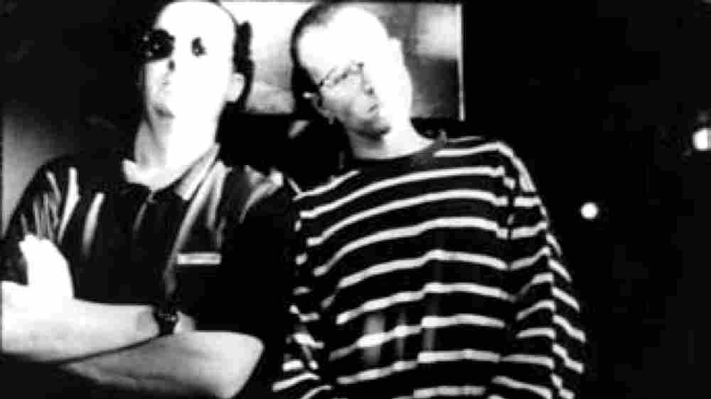 Richard H. Kirk and Richard Barrett of Sweet Exorcist.