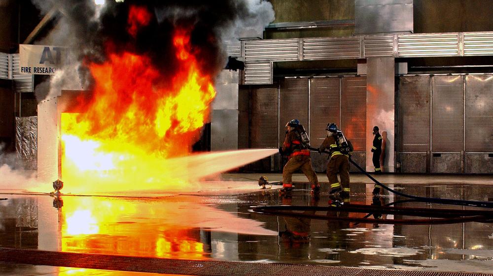Arson Forensics Sets Old Fire Myths Ablaze : NPR