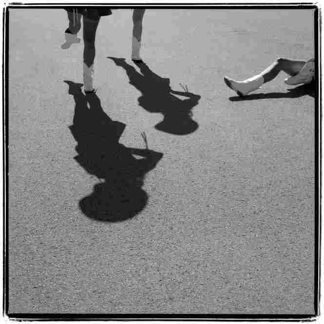 Leg Shadows, 2006