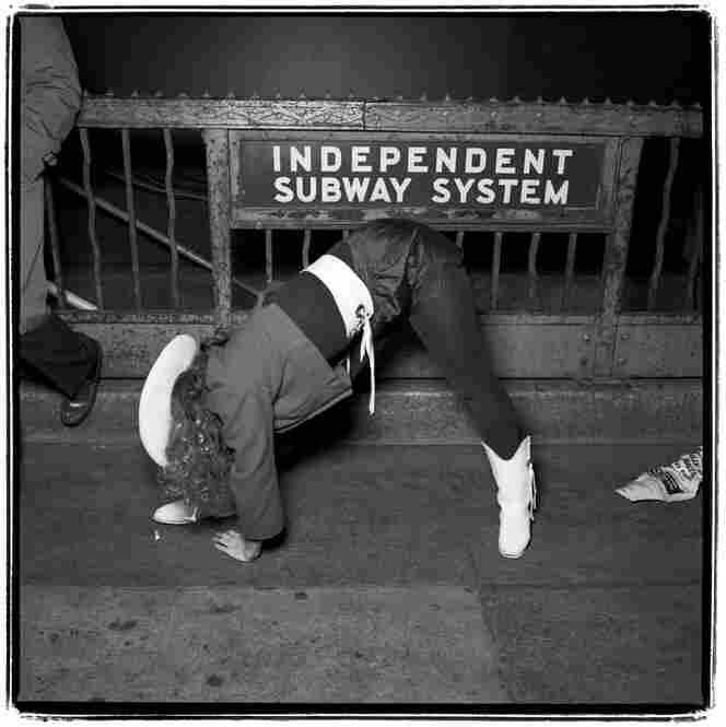 NY Subway, 1989