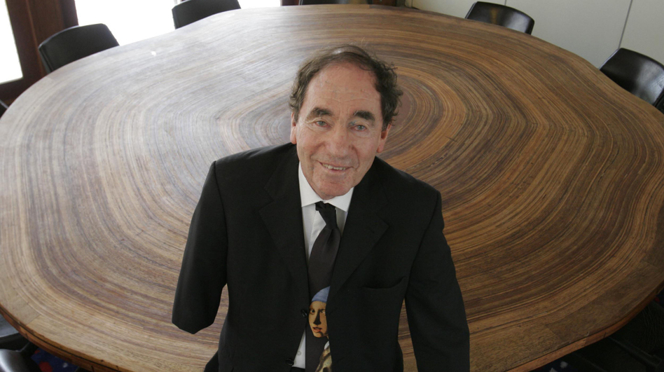South African Constitutional Court Judge Albie Sachs, seen here in Johannesburg in 2009, resisted the impulse to take revenge on the bomber who cost him his right arm.