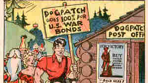 The government used comics to promote the sale of savings bonds.