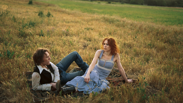 Gillian Welch (right) and Dave Rawlings. (Mark Seliger)