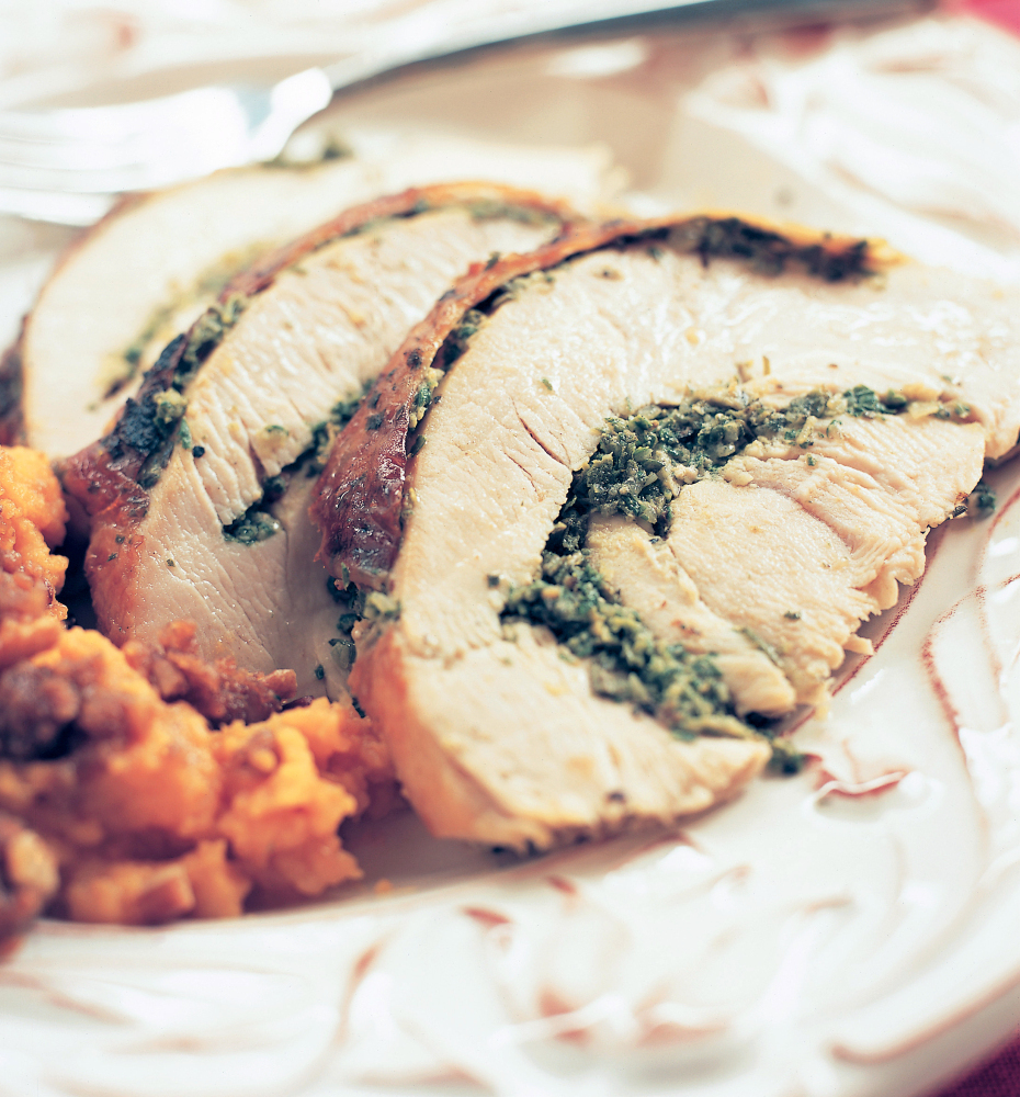 America Test Kitchen Turkey Roasting