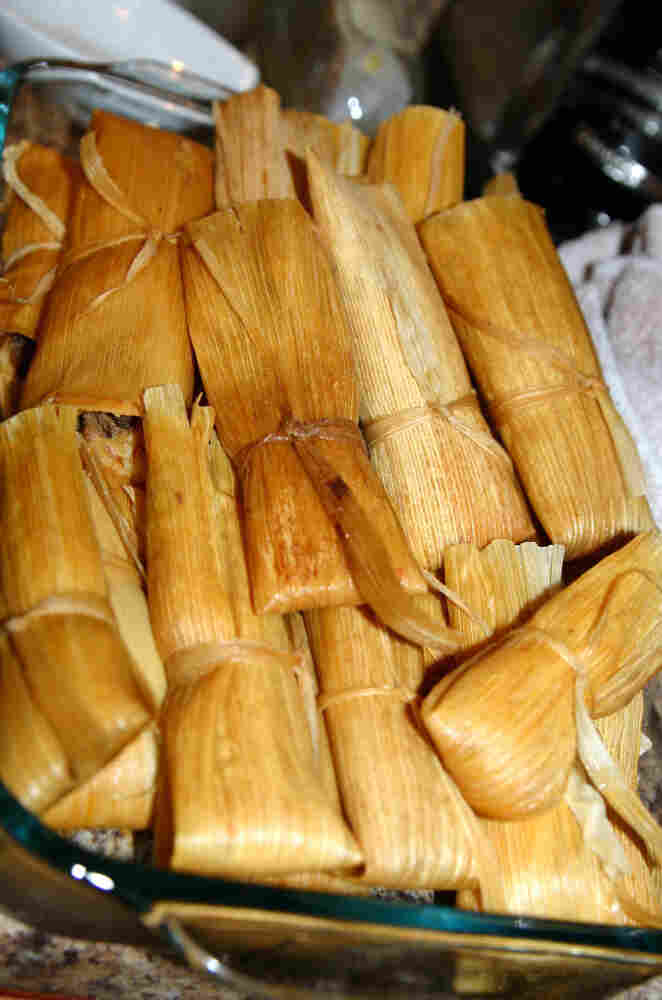 Turkey Tamales