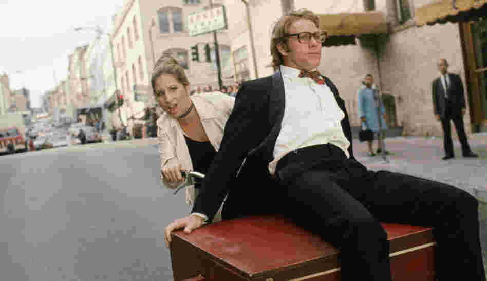 Director Paul Feig calls Peter Bogdanovich's 1972 screwball comedy What's Up Doc? his Star Wars.