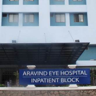 Aravind Eye Care System conducts 300,000 sight-restoring eye surgeries a year -- and about half of them are free.