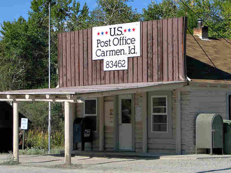 Carmen, Idaho, 2008