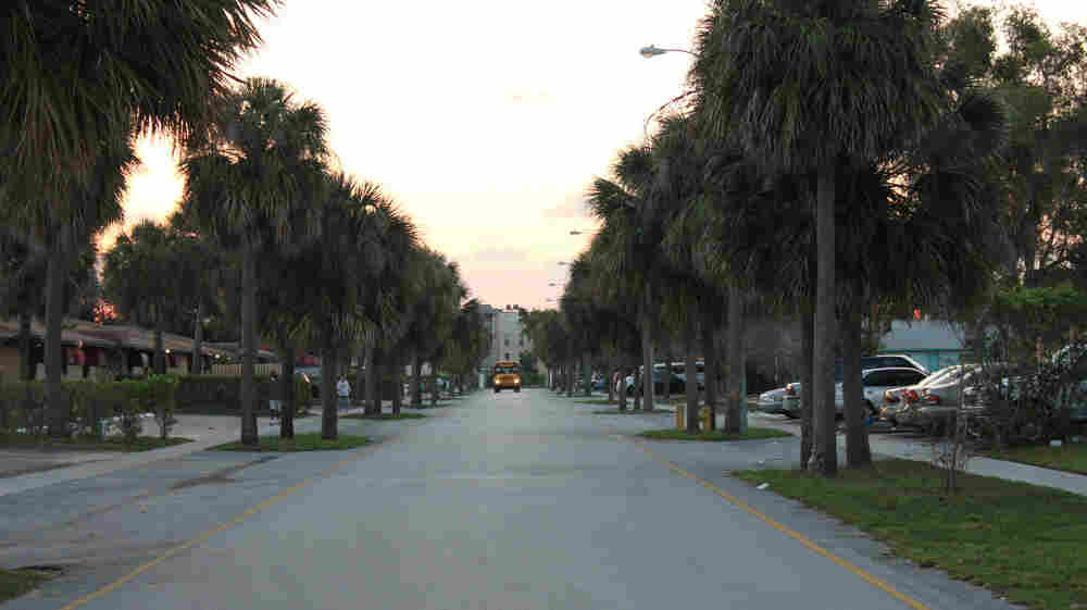 The Cannon Point neighborhood of Lauderhill, Fla., was originally conceived as a haven for the middle class elderly back in 1996. City officials did not anticipate that assisted-living facilities for the mentally ill would move in instead.
