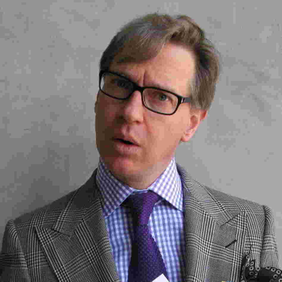 Director, actor and author Paul Feig directed the smash comedy hit Bridesmaids.