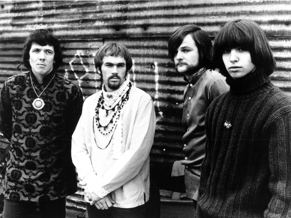 Iron Butterfly circa 1970.
