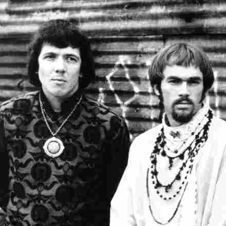 Iron Butterfly circa 1970.