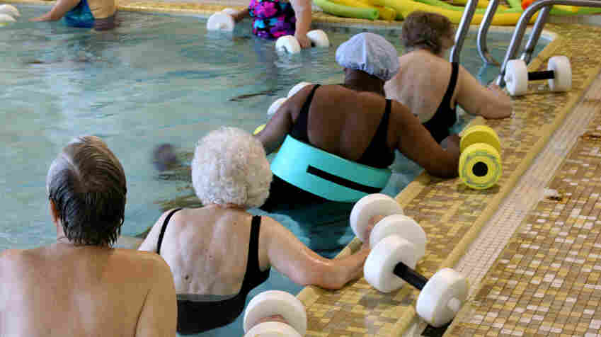 Swimming is one form of exercise that can help prevent arthritis from getting worse, doctors say.