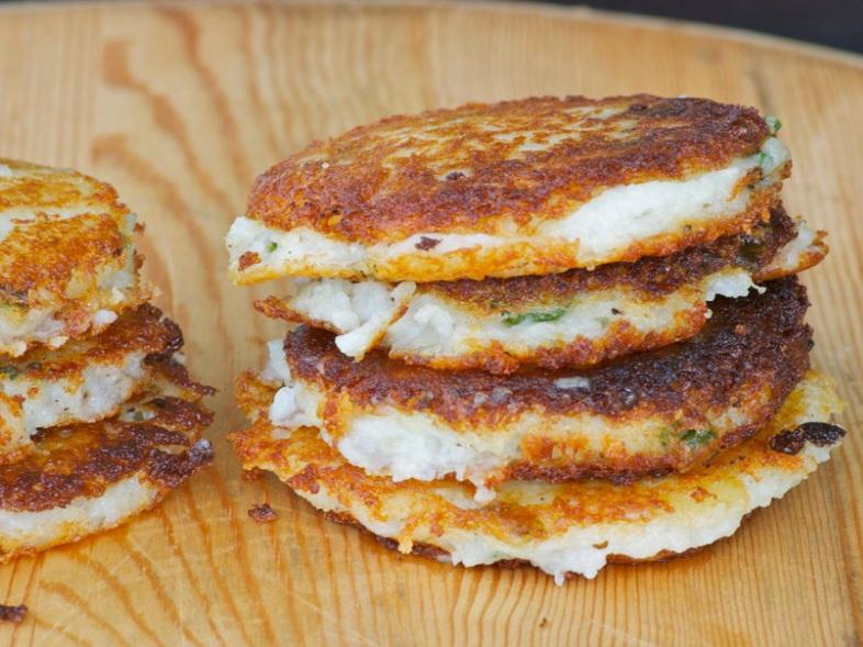 Recipe: Mashed Potato Cakes : NPR