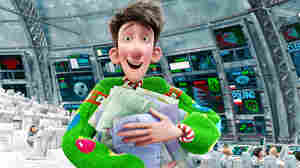 'Arthur Christmas,' Doing Well By A Swell Season