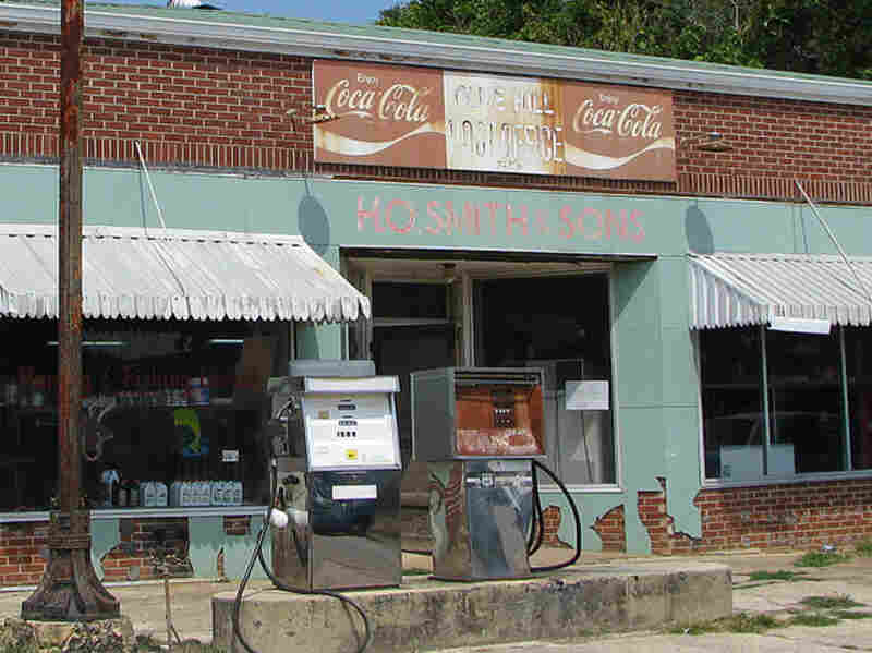 Olive Hill, Tenn.,General Store and Post Office, 2010: It is currently being studied for closure.