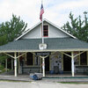 The community post office in Squirrel Island, Maine.