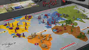 "When you sit down to play Risk: Legacy, you're not starting from scratch — the game refers back to previous matches. Hasbro game designer Rob Daviau says the new version of Risk plays around ""with the assumptions of what a board game should and shouldn't be."""