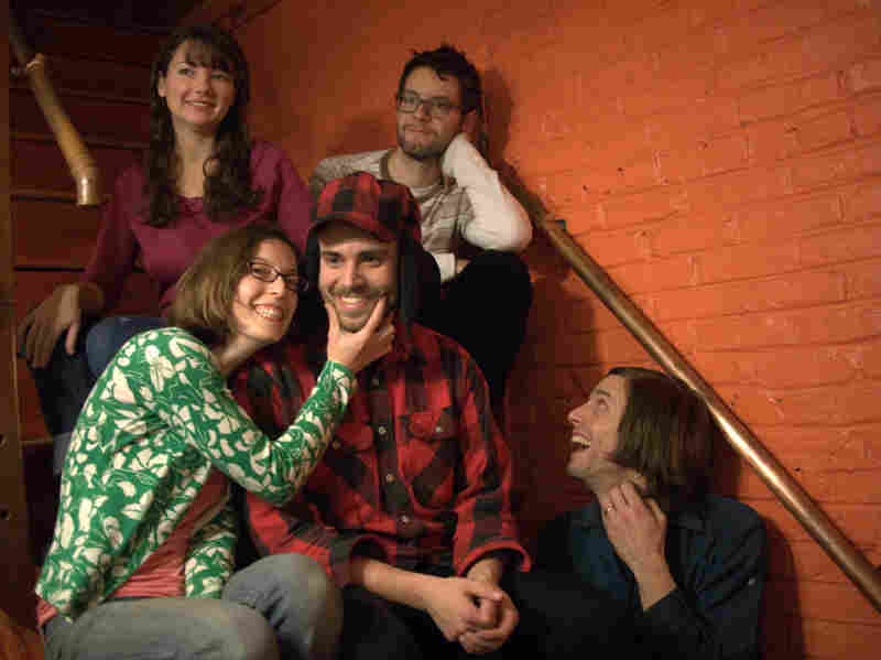 """After a long absence, the Philly band Buried Beds returns on an auspicious note with """"Steady Hand."""""""