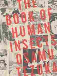 Cover of The Book of Human Insects