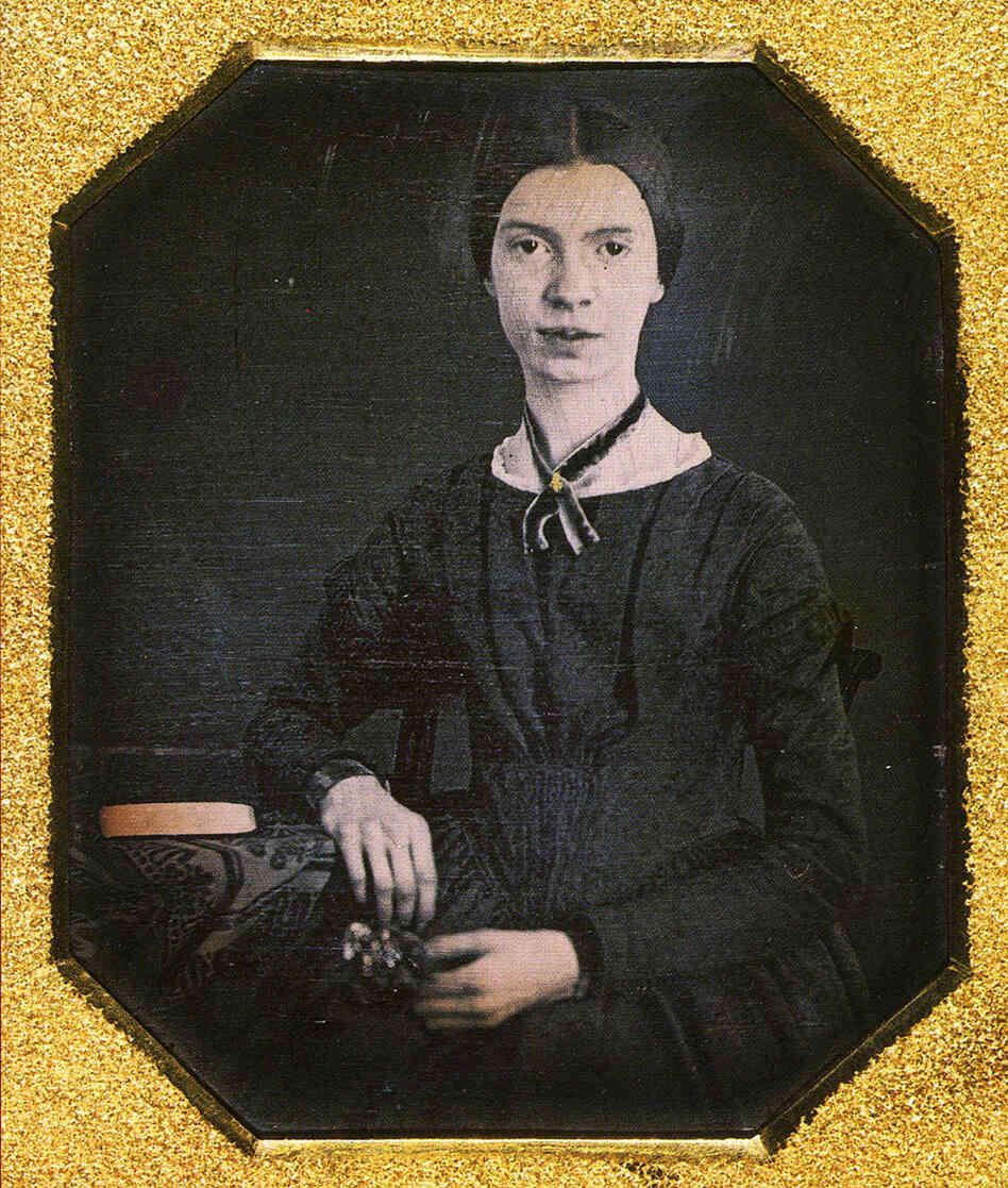 Poet Emily Dickinson died in 1886, but through Big Read Tucson, you can text or call her at (520) 329-4958.