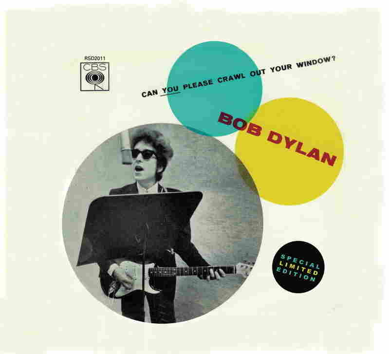 "Bob Dylan - ""Can You Please Crawl Out Your Window?"""