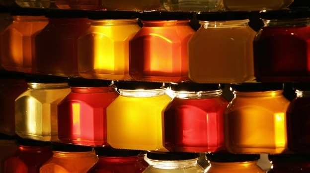 When is filtered honey really honey? The answer may lie in the politics of imported food. (AFP/Getty Images)