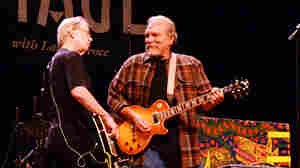 Hot Tuna performs new electric material on the show.